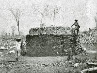 Photo of Maya kiln
